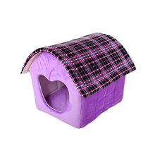 Dog Bed Soft Dog House Daily Products For Pets Cats Dogs Houses