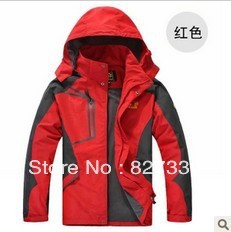 Free Post new spring clothing men's brand outdoor climbing Jackets
