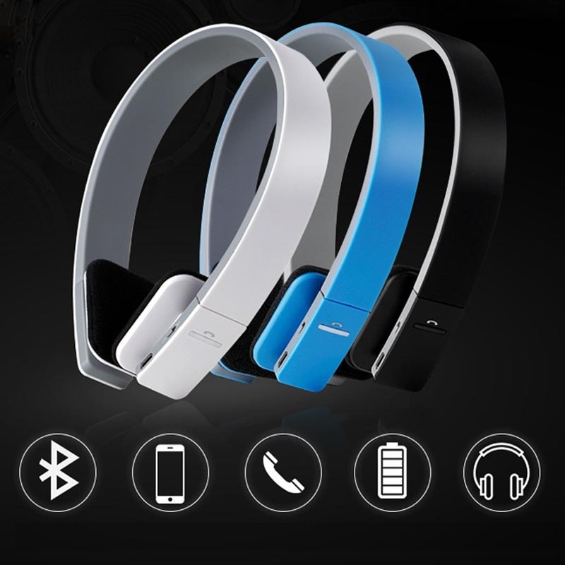 TAKEME Sports Stereo Bluetooth Headphones with Mic Noise Reduction Wireless Headset for Mobile Phone Pro for TV PC Mp3 Player magift bluetooth headphones wireless wired headset with microphone for sports mobile phone laptop free russia local delivery hot