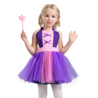 Kids Rapunzel Tutu Apron Costume Fun For Special Occasion Or Birthday Party Dress Up The Ties