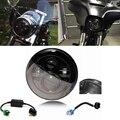 "7 ""LED Faro Para Harley Davidson Motocicleta Proyector Daymaker HID Bombilla LED Jeeps Wrangler LLEVÓ el Faro"