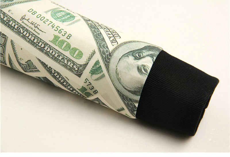 מכירה חמה 11 11 מפציץ כסף הדפסת אופנה גברים מעיל מפסק רוח להאריך ימים יותר מעילים פופולרי Veste Homme Jaquetas זכר של גברים בגדים