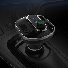 CDEN car Bluetooth FM transmitter MP3 player USB charger aux audio TF card U disk music hands-free kit