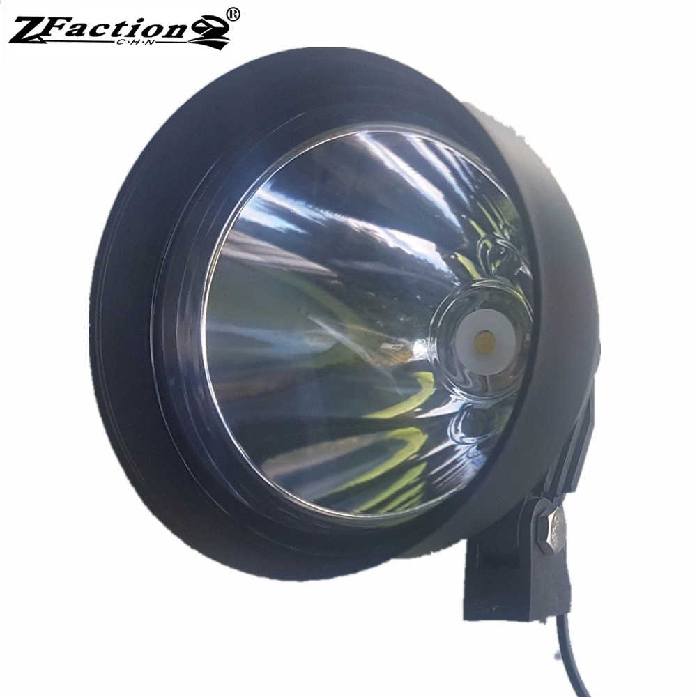 Powerful CREE 2500LM 25W LED Remote Mount Spotlight 150MM 12V Hunting  Handheld light Outdoor Searching Portable Lamp