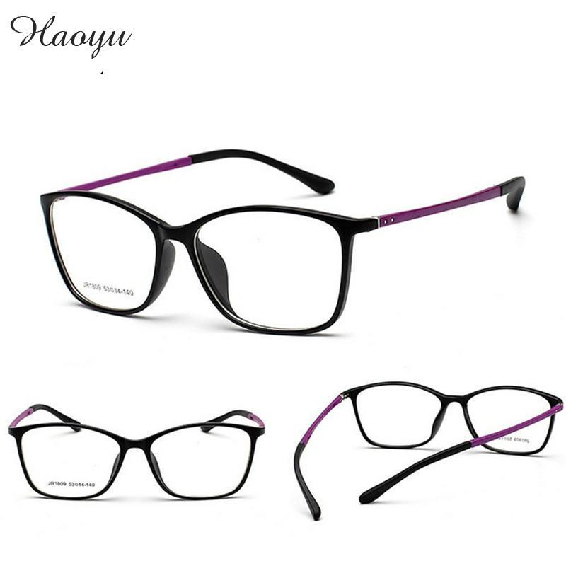 haoyu Vintage eyeglasses UV protection Fashion Eye Glasses ...