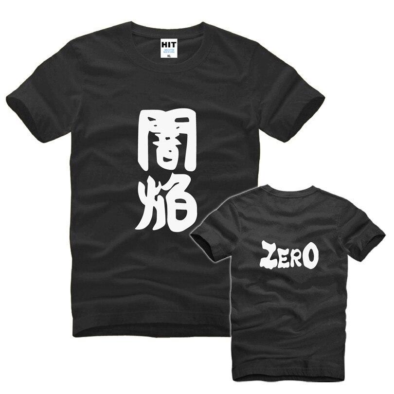 a68c1e2421 Chu-2 byo koi demostración GA shitai anime hombres camiseta Moda 2015 manga  corta o Masajeadores de cuello Camiseta de algodón tee Camisetas Hombre