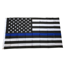 free   Shipping dropship  epacket  xvggdg flag  Blue  Line usa Police Flags, 3*5ft Thin Blue Line USA Flag Black, Red line flag, цена
