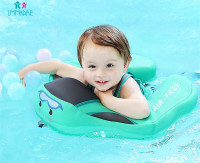 Portable Baby Swimming Ring Floating Floats Children Bathtub Swimming Pool Toys No Inflatable Safety For Swim Pool Accessories