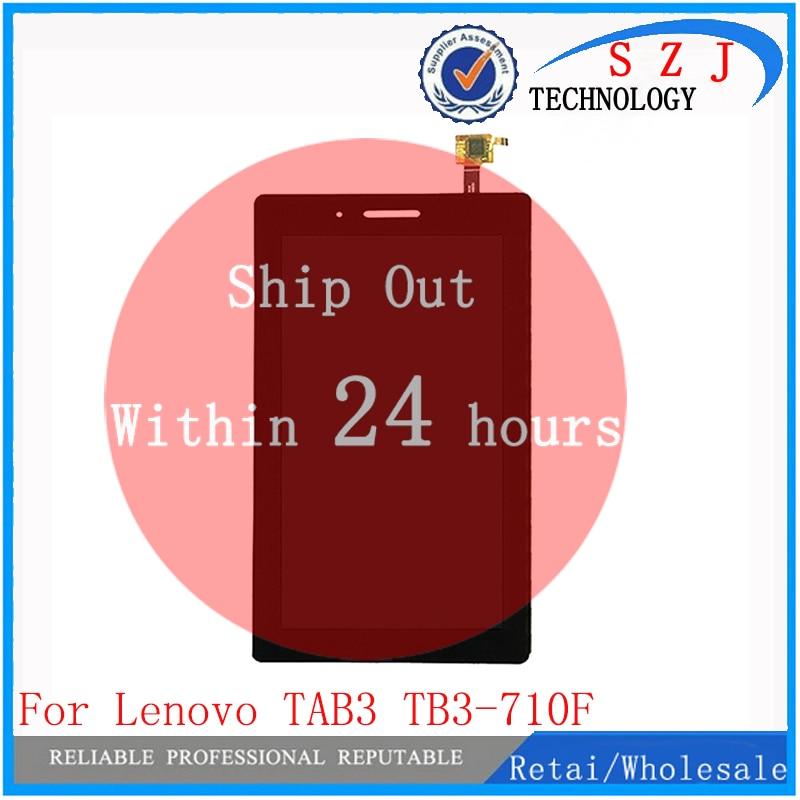 Mew 7 inch For Lenovo TAB 3 Essential 710F Tab3 TB3 710F TAB3 710 Touch Screen Digitizer LCD display Sensor TB3 710L TB3 710i