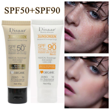 Солнцезащитный крем для тела Disaar, солнцезащитный крем для кожи, антивозрастной увлажняющий отбеливающий крем SPF 50+ SPF 90