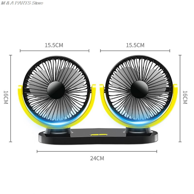 6 Equip USB Cooling Fan