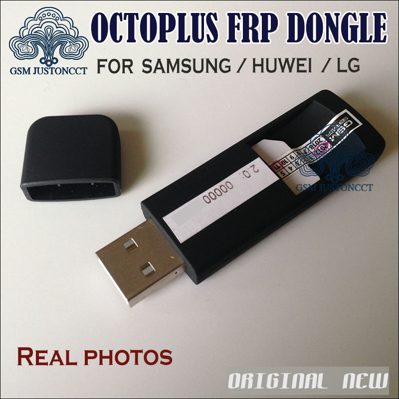 The Newest Original OCTOPUS FRP TOOL / OCTOPLUS FRP Tool Dongle For Samsung, Huawei, LG, Alcatel, Motorola