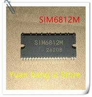 1pcs/lot SIM6812M SIM6812 DIP Best quality|Battery Accessories & Charger Accessories| |  -