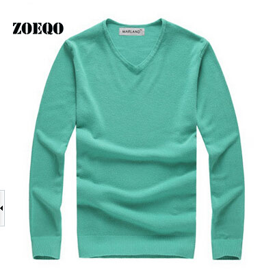 ZOEQO  Hot Sales Brand Mens Sweaters Long Sleeve Cashmere Men Knit Shirt Sweater Designer Men Pullover ,jumperS Men Clothing 426