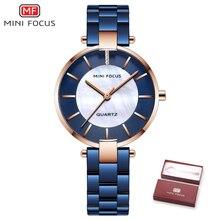 MINIFOCUS Luxury Brand Wrist Watches for