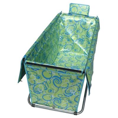Adult SPA folding bathtub inflatable bathtub folding tub portable ...