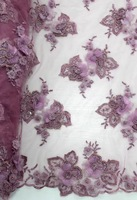african lace fabric 2018 high quality lace, sequin lace fabric french lace embroidery French fabric for party dress nevy color