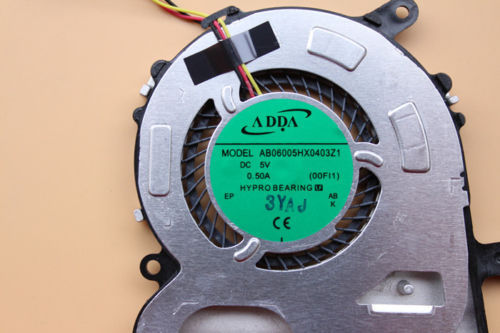 New CPU Fan For Sony Vaio FIT13A SVF13 SVFF13N SVF13N SVF13A 3FFI1TMN000 AB06005HX0403Z1 UDQFRSH01CQU CPU Heatsink Cooling Fan