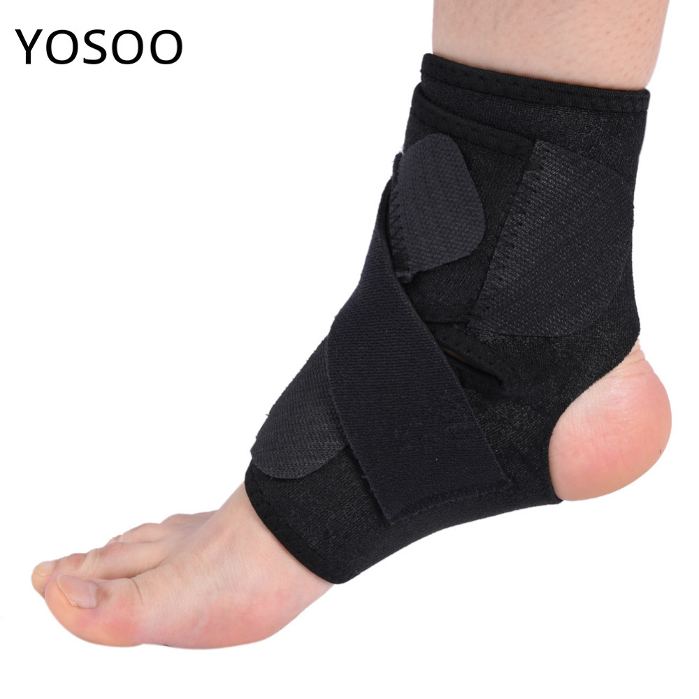 Ankle Support Brace Protector Ankle Splint Bandage For Arthritis Pain Relief Guard Foot Splint Sprain Injury Wraps Ankle Brace kožne rukavice bez prstiju