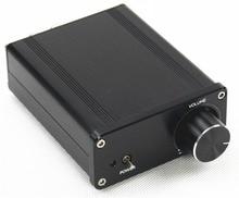 Casa altavoz DC24 100 W + 100 W mini 2.0 canales amplificadores TDA7498 Clase D amplificador digital de potencia