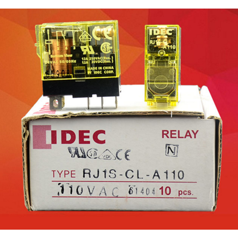 wholesale 10pcs lot relay RJ1S CL A110