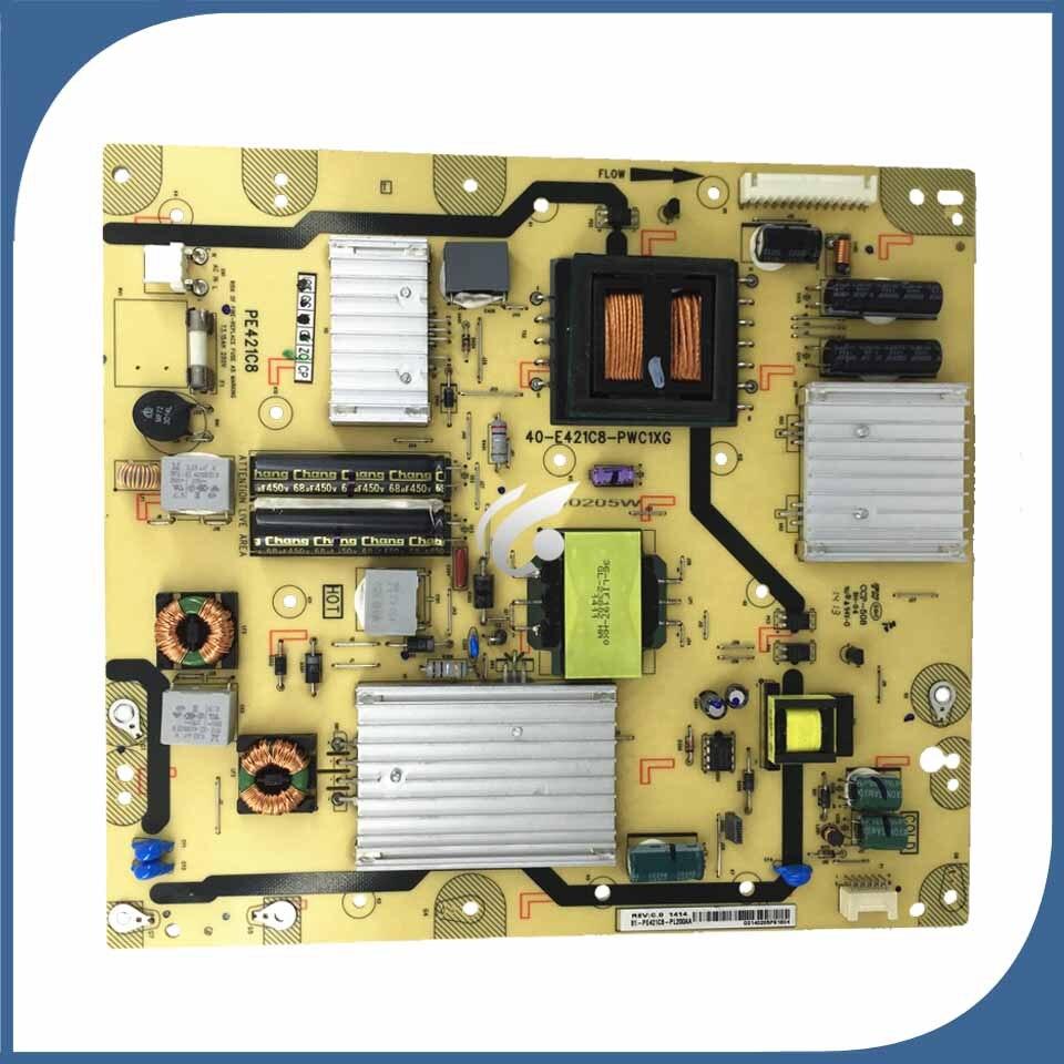 good Working used Power Supply Board L48A71S L55F3600A 3D Board 40 E421C8 PWC1XG 40 E421C6 PWC1XG Refrigerator Parts     - title=