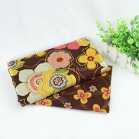 150CM Width Buttercup Printed VB Fabric 100 Cotton Fabric Vintage Yellow Flower Patchwork Sewing Handmade Bags