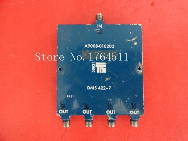 [BELLA] TRM A Four DMS422-7 0.5-2GHZ SMA Divider