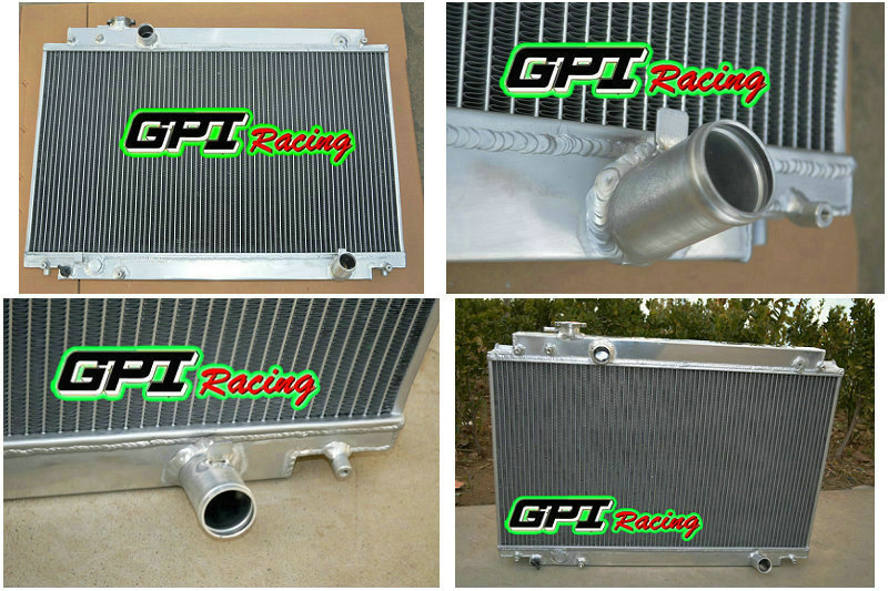 Aluminum Radiator for Lexus SC300 Z30 //Toyota Soarer JZZ31 3.0L Manual 91-2000