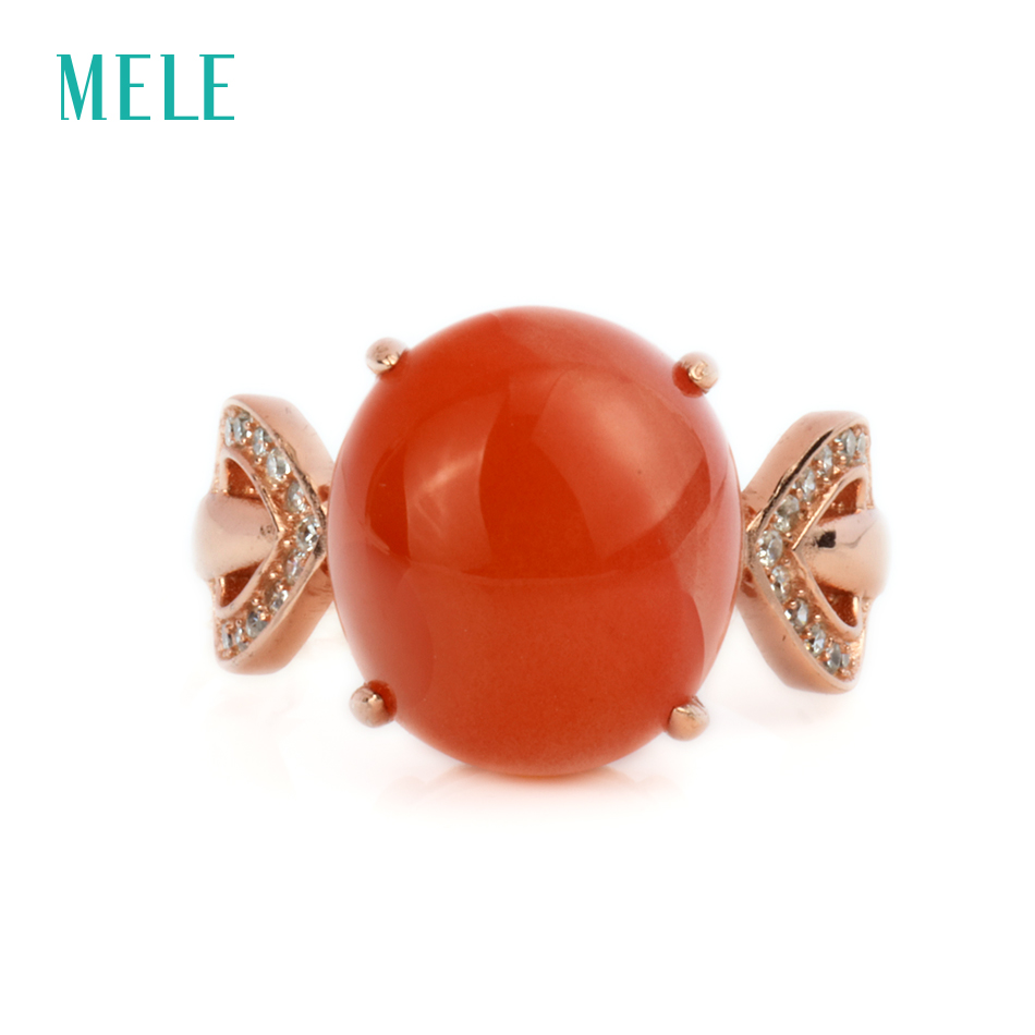 Natural red agate silver ring, oval 11mm*13mm, red color brings good luck, fashion and popular for women jewelry o ring for eheim 2213 and 2013 canister filters red