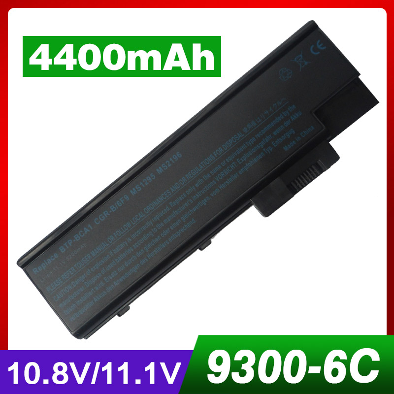 4400mAh laptop battery for ACER Aspire 5670 7000 7100 7110 9300 9400 9500 TravelMate 4220 4670 5600 5610 5620 7510 BT.00803.0144400mAh laptop battery for ACER Aspire 5670 7000 7100 7110 9300 9400 9500 TravelMate 4220 4670 5600 5610 5620 7510 BT.00803.014