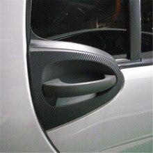 3D гелевая панель для рычага переключения передач, наклейка на дверную ручку, накладка, аксессуары для стайлинга автомобилей для SMART FORTWO 451 BRABUS 2007