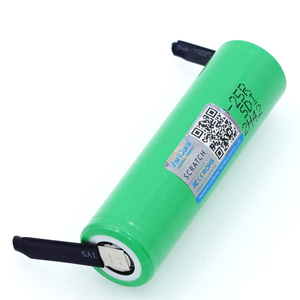 Image 4 - VariCore 100% New Brand 18650 2500mAh Rechargeable battery 3.6V INR18650 25R 20A discharge + DIY Nickel