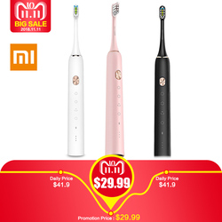 Xiaomi Mijia SOOCAS X3 USB Rechargeable Sonic Electric Toothbrush IPX7 Waterproof With 4 Brushing Modes From Xiaomi Youpin