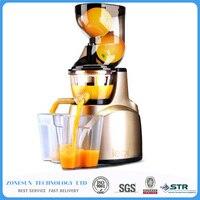 ZONESUN низкая цена, высокое качество фруктов, овощей соковыжималка для цитрусовых Apple томатный сок