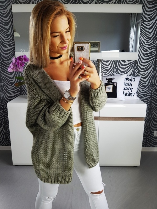 Tendencia suéteres caliente 2018 mujeres Navidad suéter cardigan para mujer ropa de invierno caliente 2018 top blanco de gran tamaño harajuku