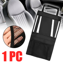 New Arrival 1pc Car Seat Back Organiser Multi Pocket Hanging Storage Bag Tablet i-Pad Holder 26*16*2.5CM