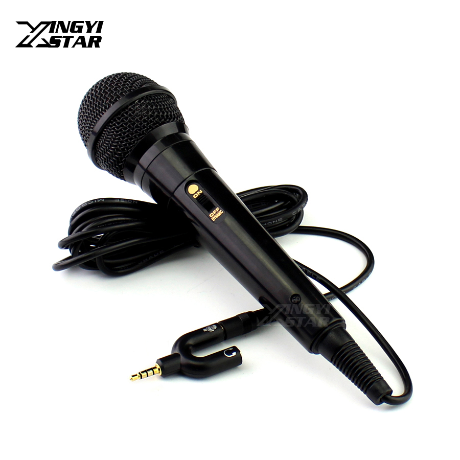 Handheld Mic Studio Condenser Microphone For iPhone Android Video Recording Computer Karaoke Smartphone Mobile Phone Tablet PCHandheld Mic Studio Condenser Microphone For iPhone Android Video Recording Computer Karaoke Smartphone Mobile Phone Tablet PC