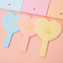 Customized Korea LOVE Maka Dragon Series Love Hand makeup compact mirror pocket cosmetic mirror Wholesale Dropshipping