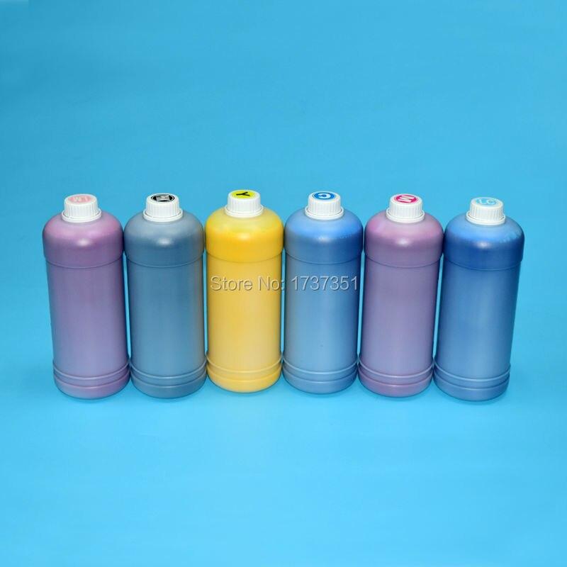 8 цветов 1000 мл пигментные чернила для Epson 7880