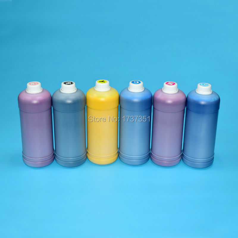 8 color 1000ml pigment printer ink for Epson 7880