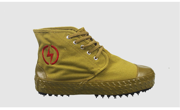 510KV Electrical Insulation Shoes Labor insurance Canvas Work Shoes Non-slip Breathable Men Women Safety Working Boots (9)
