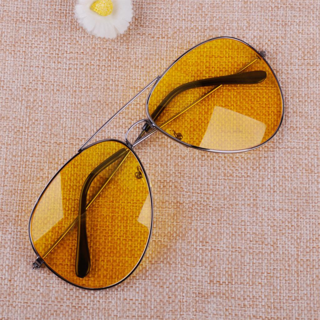 CITALL Car Fashion Night Driving Glasses Anti-Glaring Vision Driver Safety Sunglasses Eye Wear Goggle