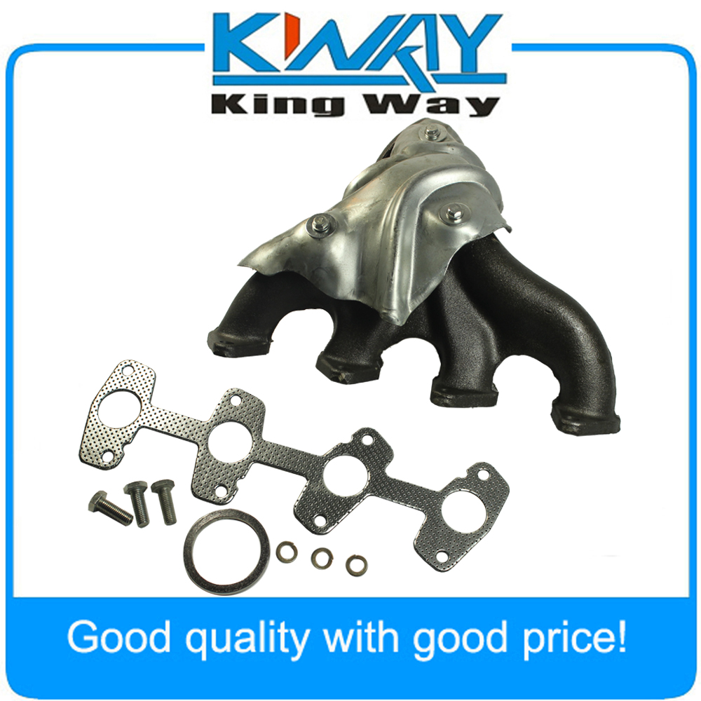 Exhaust Manifold /& Gasket Kit Set NEW for Chevy GMC Isuzu Pickup Truck 2.2L I4