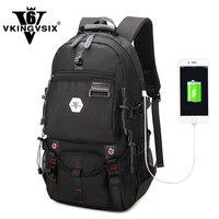 New Design USB Waterproof Backpack Men 15 6 Inches Laptop Backpack 4 Color Select Travel Bag
