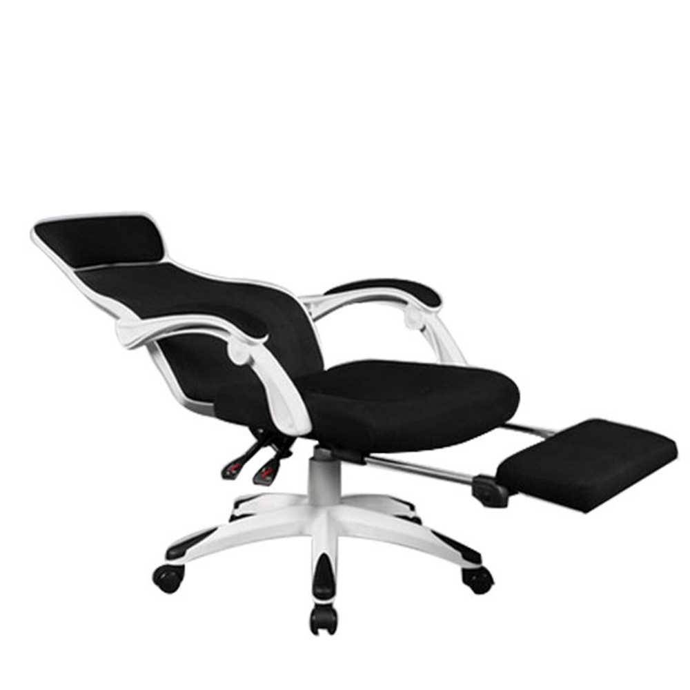 Can Lie Ergonomic Computer Chair Offer Leisure Time To Work In An Office Chair Fashion R ...