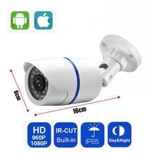 1080P IP Camera 720P Indoor Outdoor Security Cam Home CCTV ONVIF Surveillance