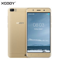 Origional XGODY X21 3G Unlocked Smartphone 5 Inch Android MTK6580M Quad Core 1G 8G Dual Sim