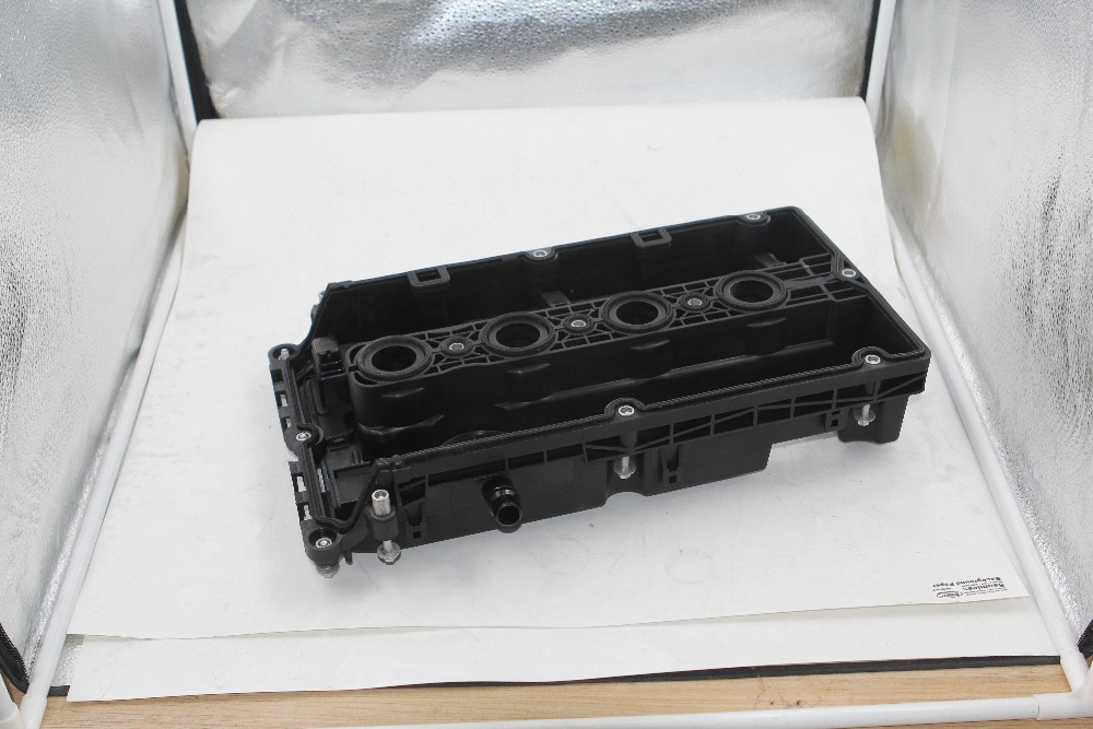 цена на New Engine Valve Cover For GM Chevrolet Cruze Sonic Aveo Aveo5 Pontiac 55564395 55558673