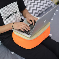 Multifunction Laptop Desk For 14 Inch Computer Tablet Book Outdoor Headrest Office Soft Nap Pillow Simple